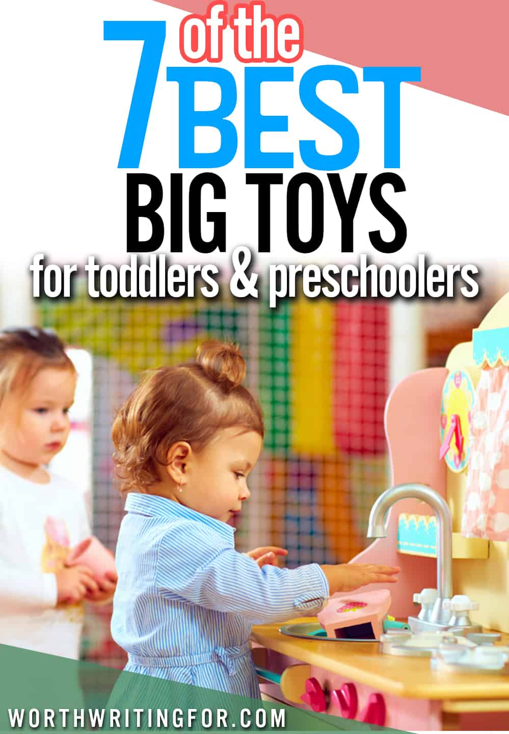 best big toys for toddlers
