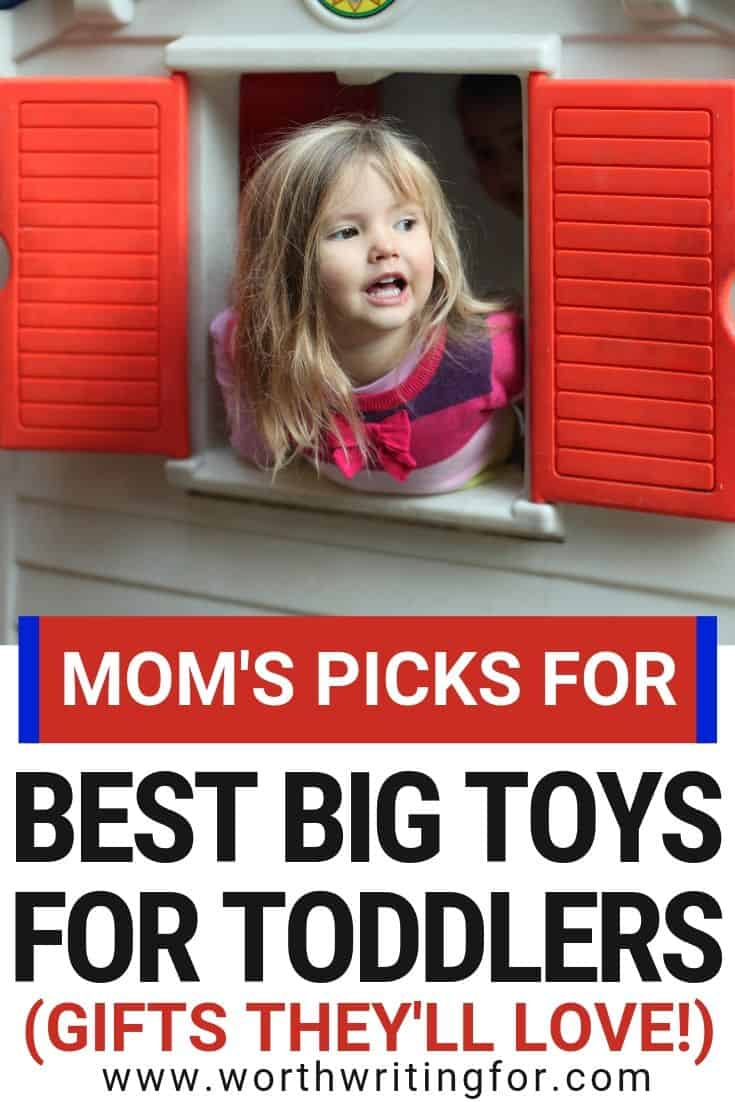 best toys for three year old