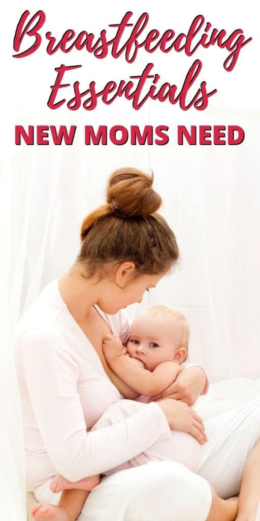breastfeeding supplies moms need