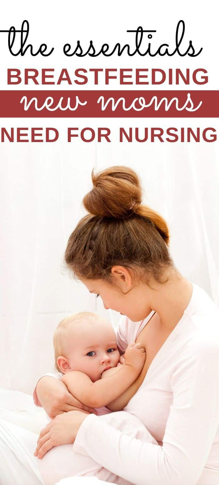 breastfeeding tips for new moms