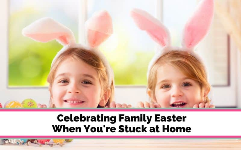 Easter during self-isolation