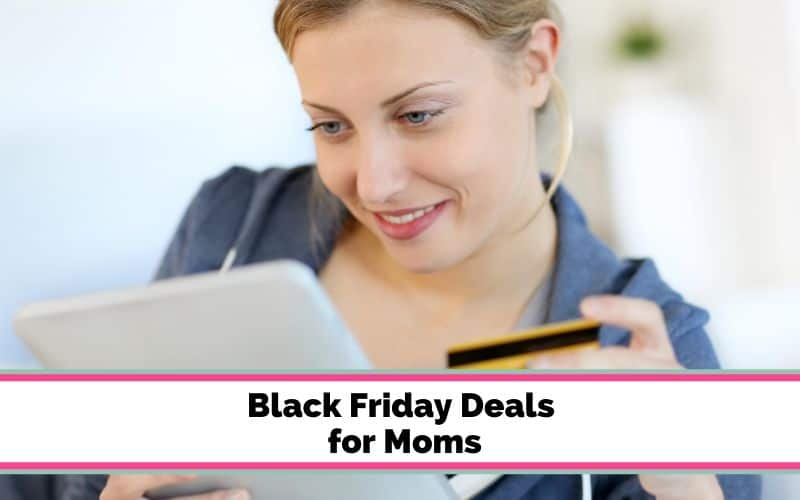 Best Black Friday Deals for New Moms