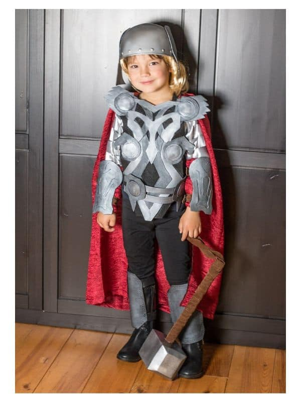 DIY Avengers Halloween costume