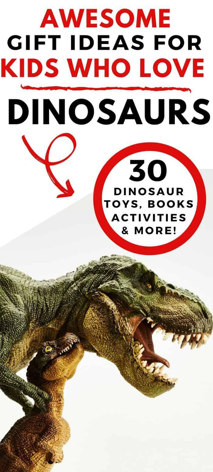 dinosaur gifts for toddlers