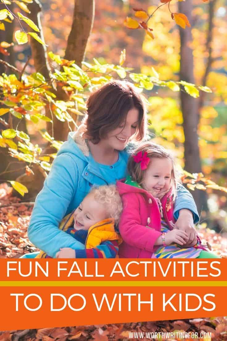 fall activity ideas for families