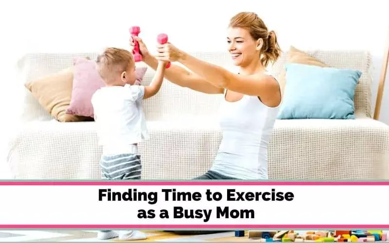 getting fit as a working mom