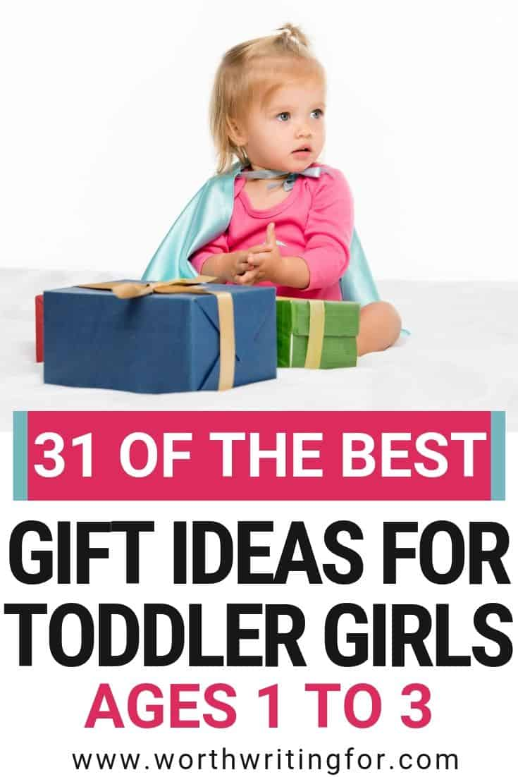 gift ideas for two year old girl