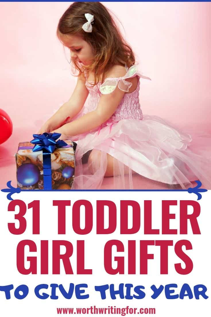 gift ideas for one year old girl