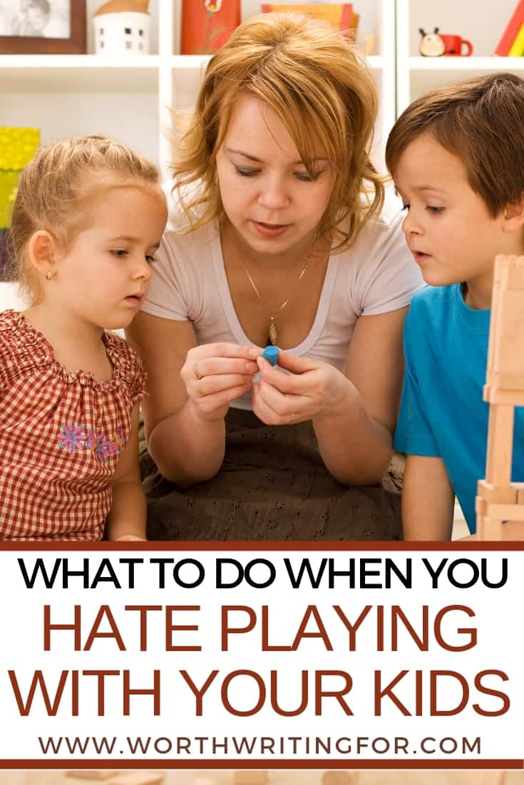want kids to entertain themselves