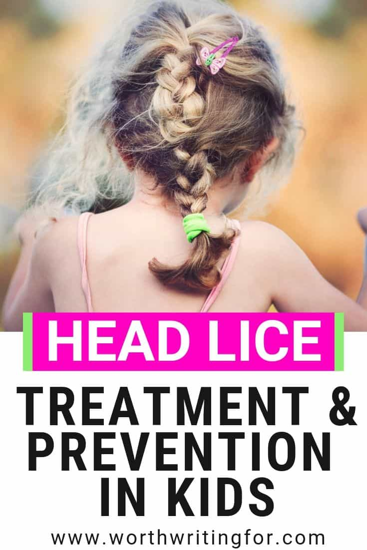 treat kids head lice
