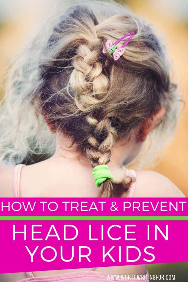 treat lice in kids
