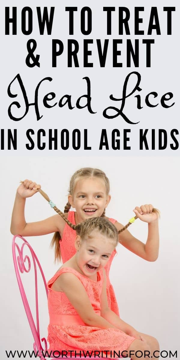 kids head lice prevention
