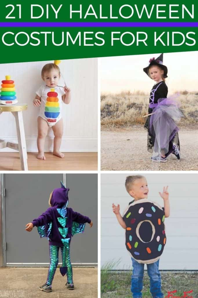easy homemade halloween costume ideas for kids