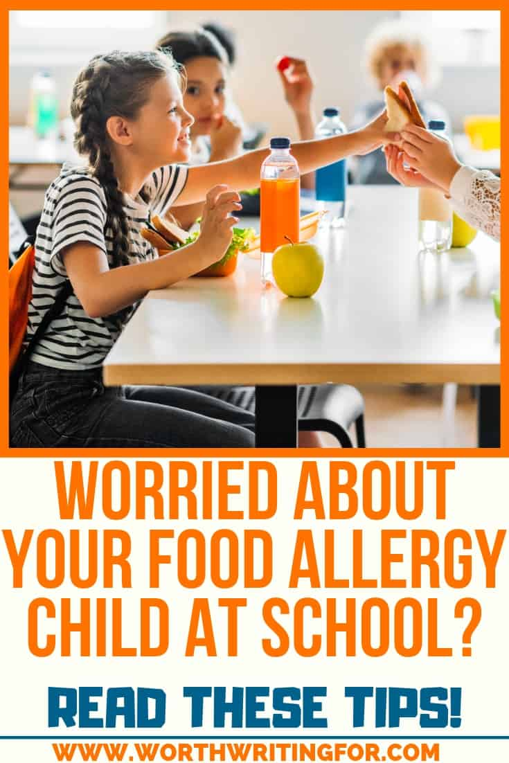 Protect kids with food allergies when they're at school