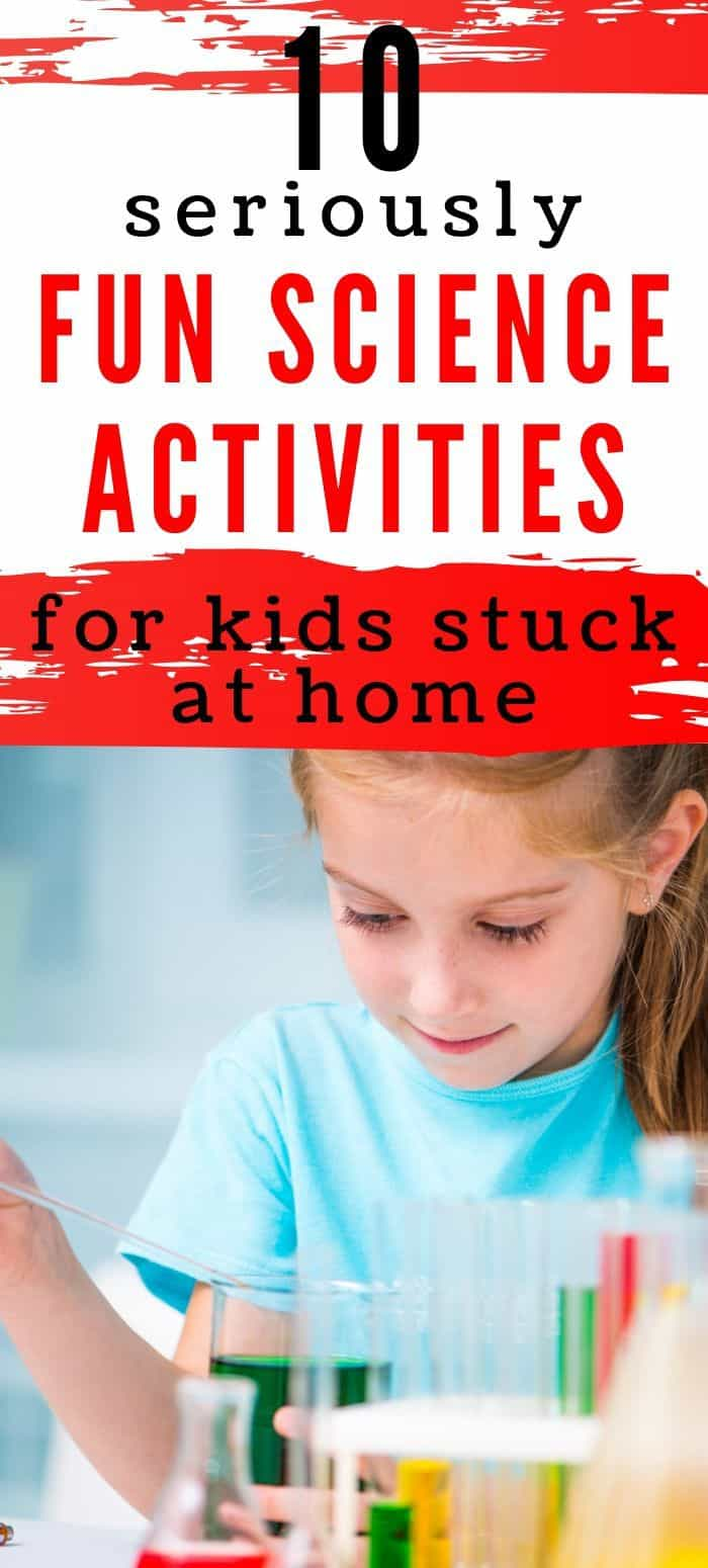 kids science at home