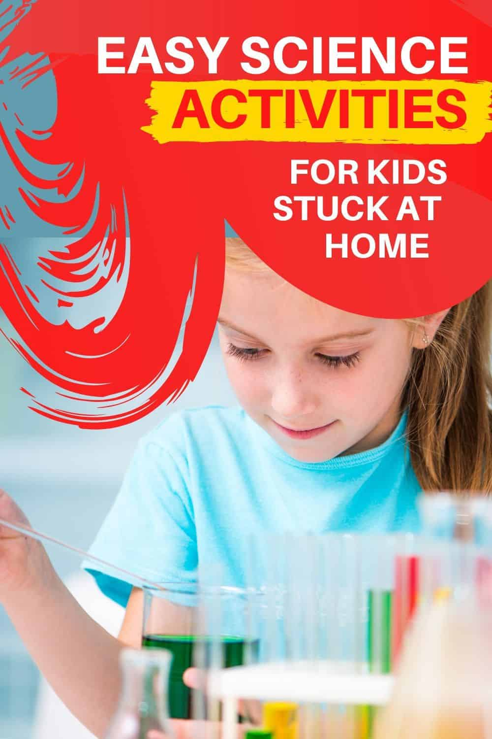 teach science at home
