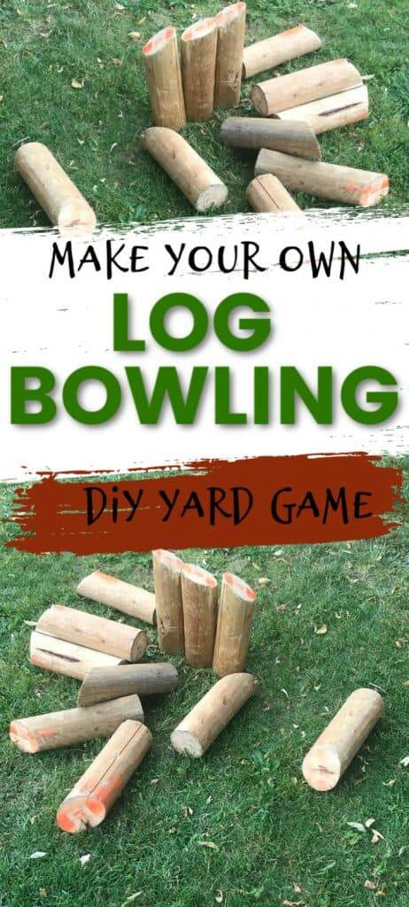 lawn bowling homemade yard game