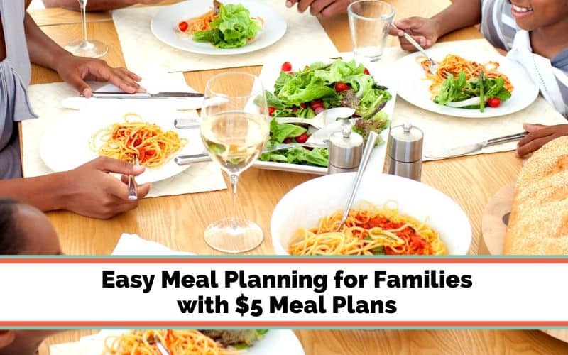 cheap meal planning