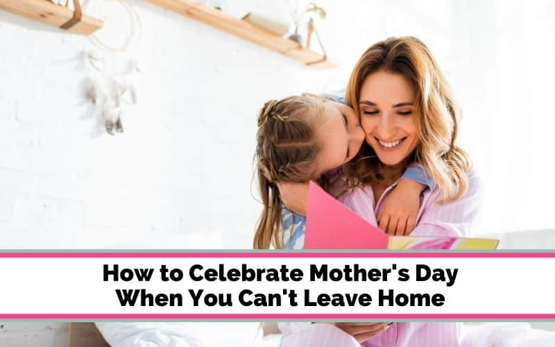 social distancing Mother's Day