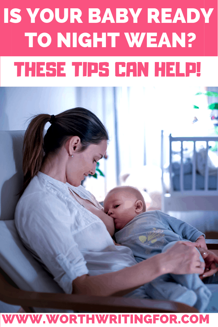 How to night wean your toddler or baby