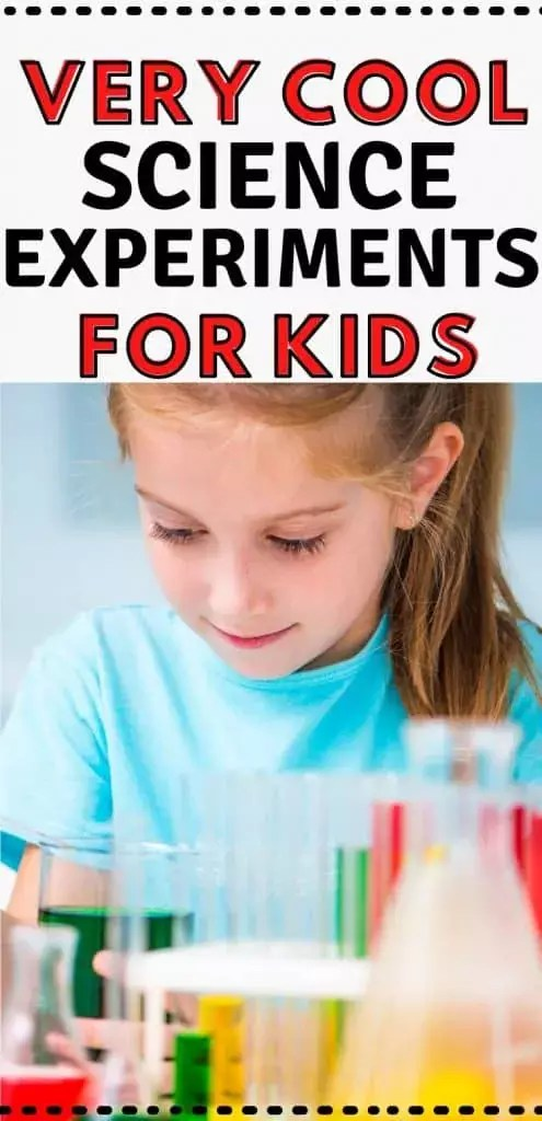 kids science ideas