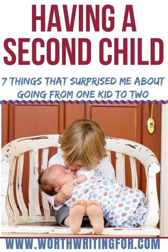 having a second child
