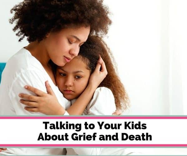 Talking to Children About Grief and Loss