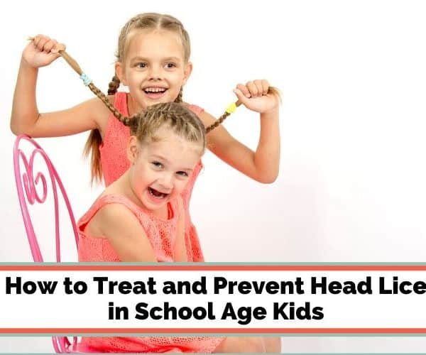 Simple Tips for How to Treat & Prevent Head Lice in Kids