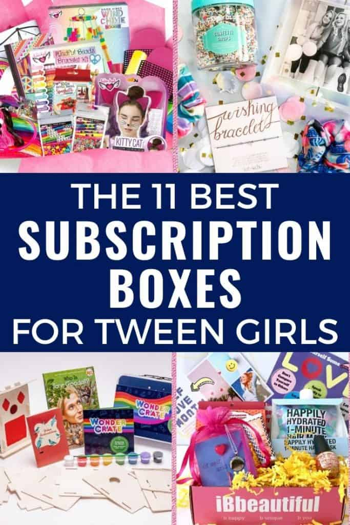 subscription box for tween girl