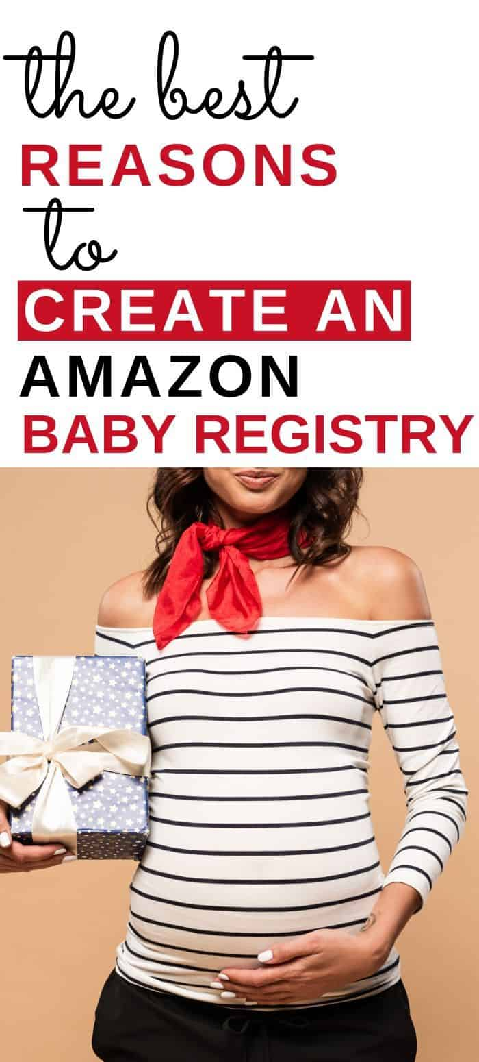 create an amazon baby registry