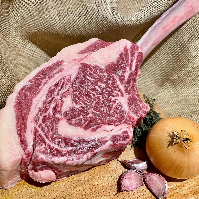 Wagyu Beef Tomahawk
