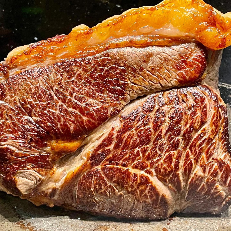 Wagyu Beef Cooked