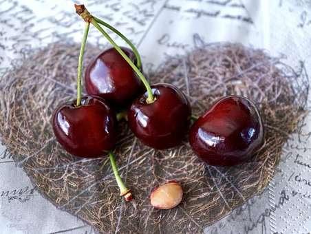Kirschkerne - Pixabay