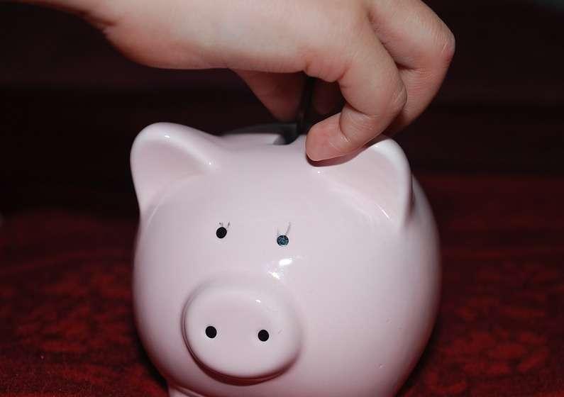 Sparschwein für Kinder - Pixabay