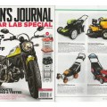 WORX Lawn Mover in Men's Journal