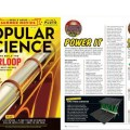 WORX Landroid in Popular Science Magazine