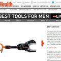 Men's Health 99 Best Tools for Men