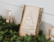 Brighten Your Holiday With This DIY LED Christmas Tree!