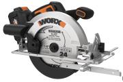 Nitro Circular Saw: Professional Power, Cordless Convenience