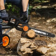 WORX 40v Nitro Chainsaw: Uncomprimising Power