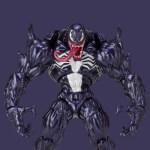 marvel movie venom symbiote