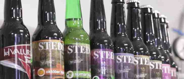 testicle flavored beer bottles