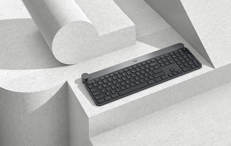 Craft Logitech Tastatur Bild 2