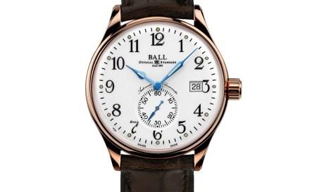 Ball Watch Official Railroad Watch