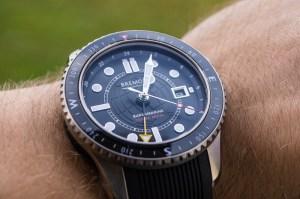 Terra Nova on the wrist