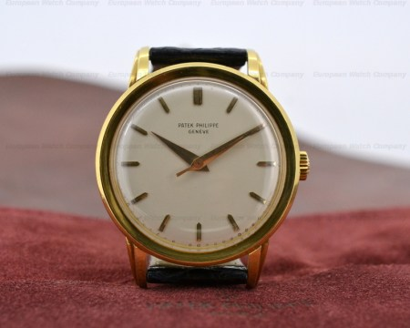 european watch vintage patek