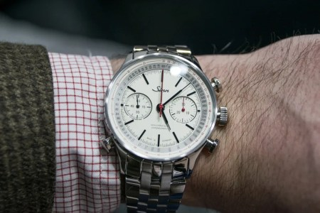 Sinn 901 Anniversary Split Seconds Chronograph
