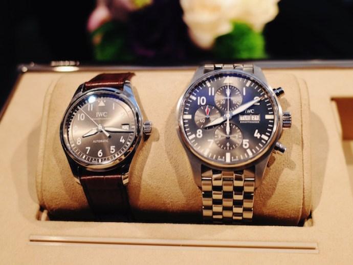 """Pilot's Watch Automatic 36 & Spitfire Chronograph"""