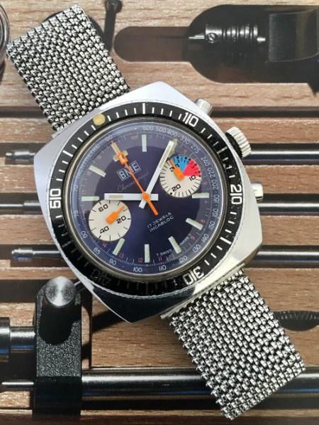 BME Yachting Chronograph