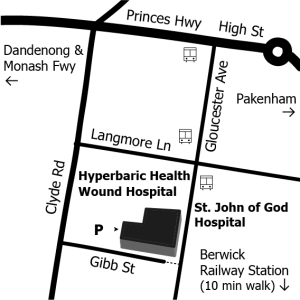HH WH Location Map - Berwick